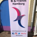 Roll-Up von Bi & Friends HH