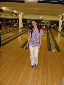 Beim Bowling