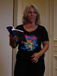 Lesung mit Robyn Ochs