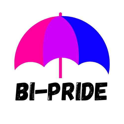 Bi+Pride Logo
